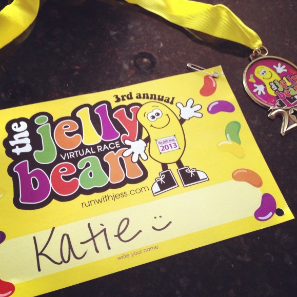 Jelly Bean 5k