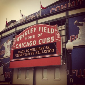 Race to Wrigley