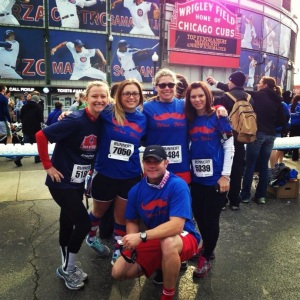 Race to Wrigley 5k